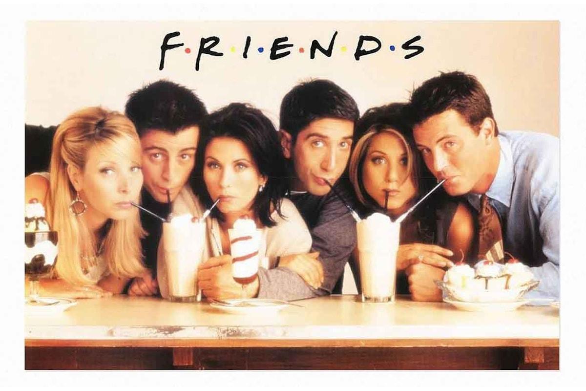 Ieri e Oggi: che fine hanno fatto gli attori dei nostri amati telefilm? Dagli anni '90 Friends