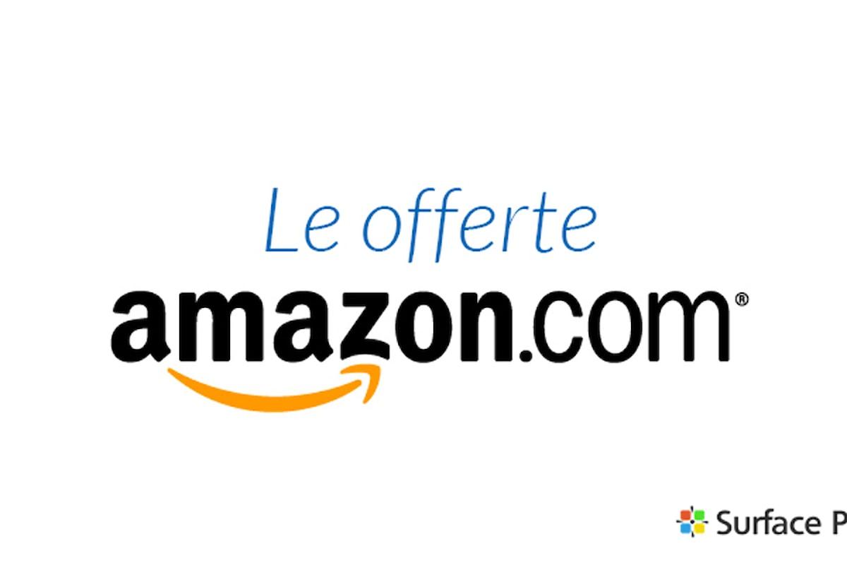 Amazon: le migliori offerte del giorno di prodotti Hi-Tech. Non fartele scappare   Surface Phone Italia