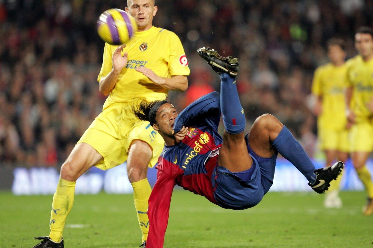 C'era una volta...Ronaldinho e Gaucho