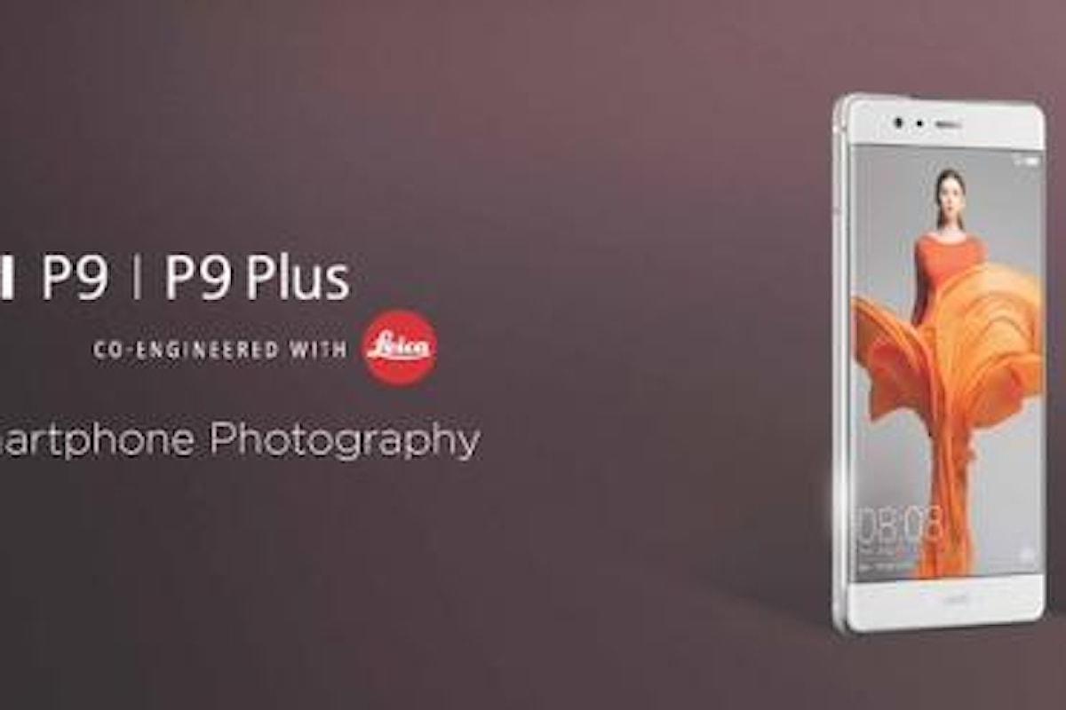 Huawei P9 e P9 Plus scopriamoli insieme