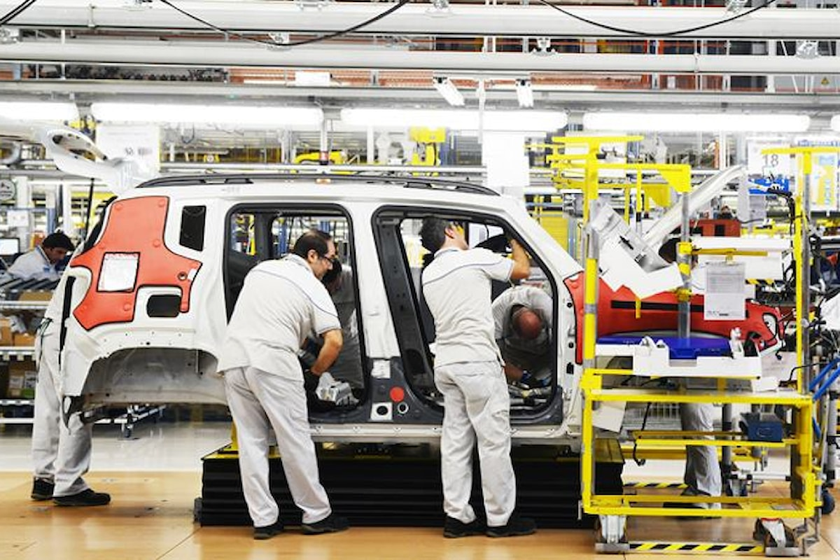 Gorlier: FCA investirà 5 miliardi con l'obbiettivo della piena occupazione in tutti gli stabilimenti in Italia