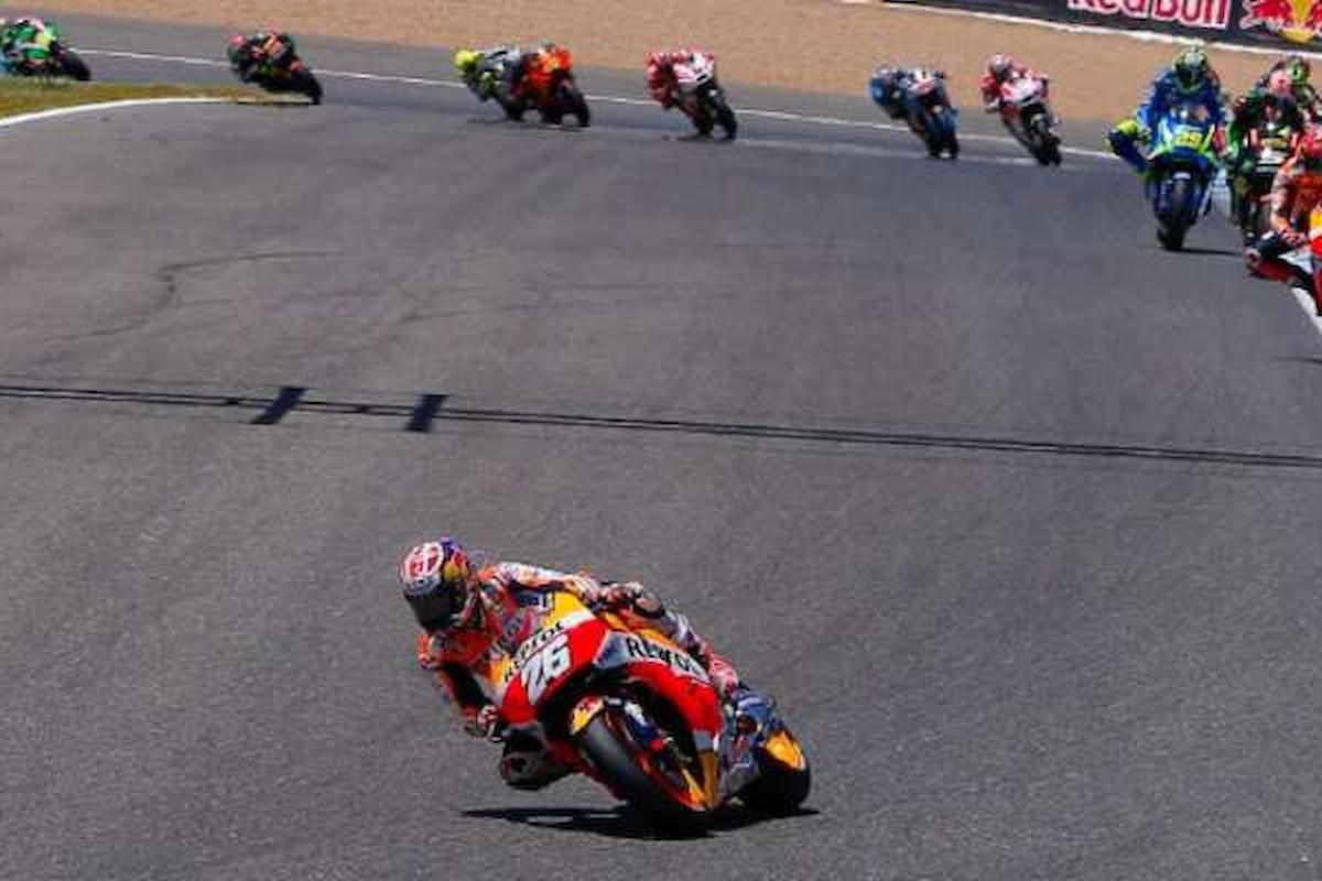 Gran premio di Spagna di MotoGP: vince Pedrosa, Marquez secondo. Male le Yamaha