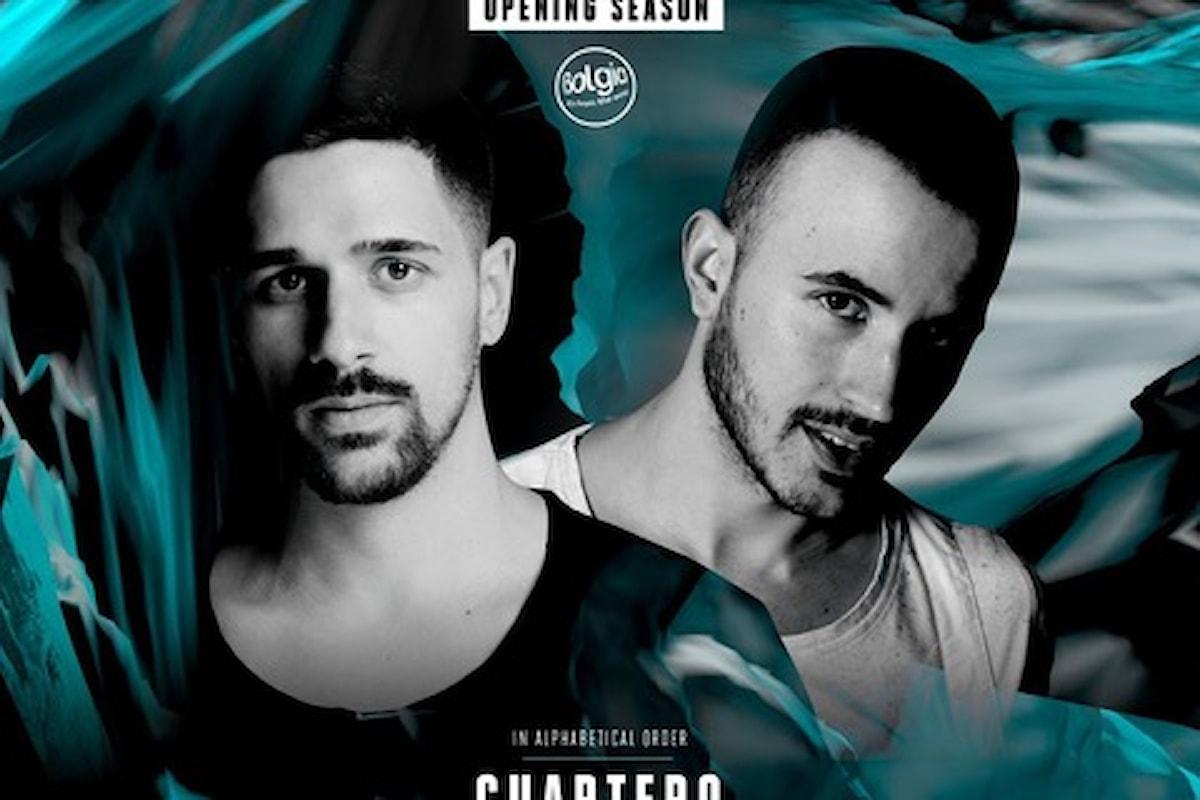 Hector Couto & Cuartero il 30/09 fanno ballare l'opening party del Bolgia di Bergamo