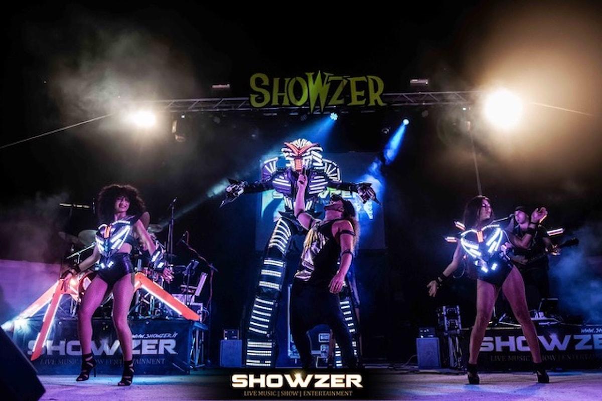 Showzer, 90 date in giro in tutta Italia durante l'estate... e un Winter Tour in partenza