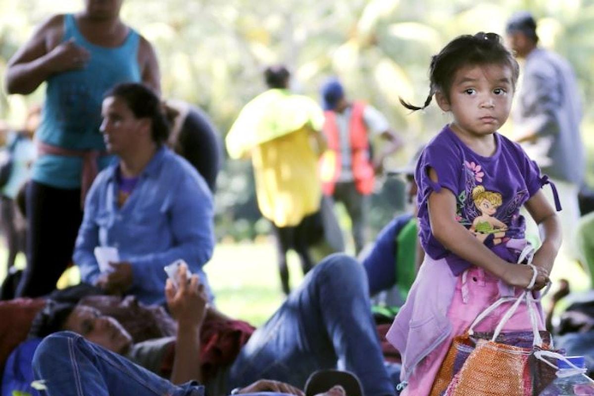 L'Unhcr ricorda a Trump gli impegni firmati dagli Usa a protezione dei rifugiati