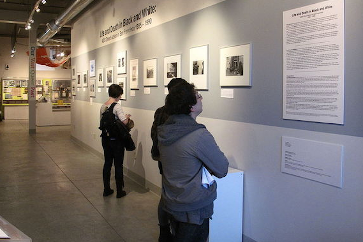 Turismo, visitare i musei LGBTQ