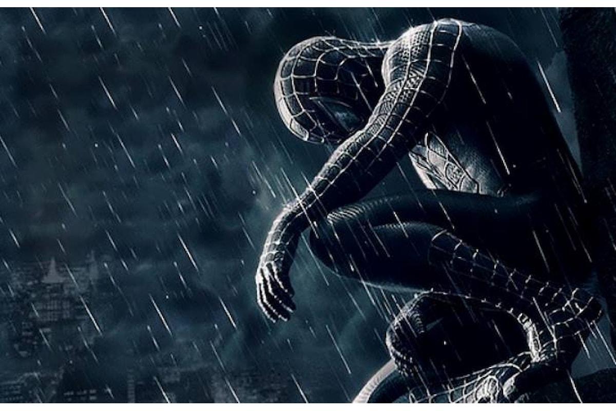 Spider-Man: Far From Home, ecco il nome ufficiale del nuovo costume nero di Peter Parker!