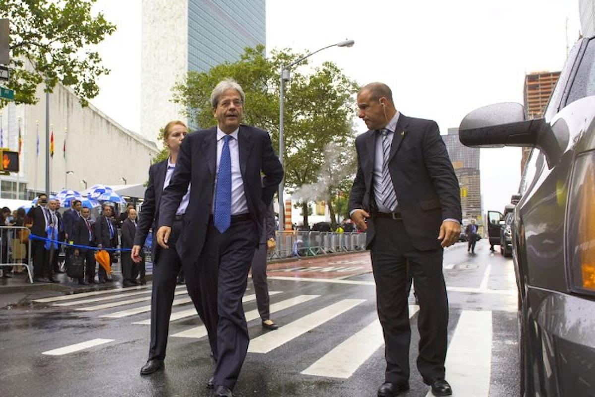 Accordo Italia - Libia, la dabbenaggine o l'ipocrisia di Gentiloni