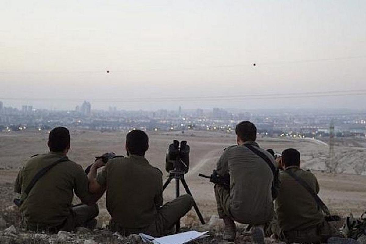 Israele sta preparando un attacco su larga scala contro la Striscia di Gaza?
