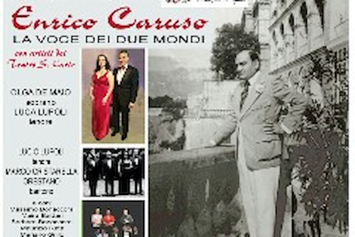Enrico Caruso la Voce dei due Mondi