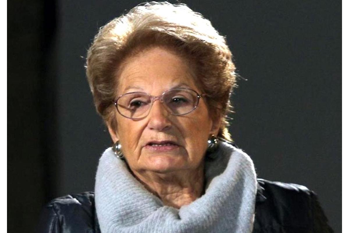 Liliana Segre, svelato quale sarà il suo contributo di senatrice a vita in una intervista a Radio 24