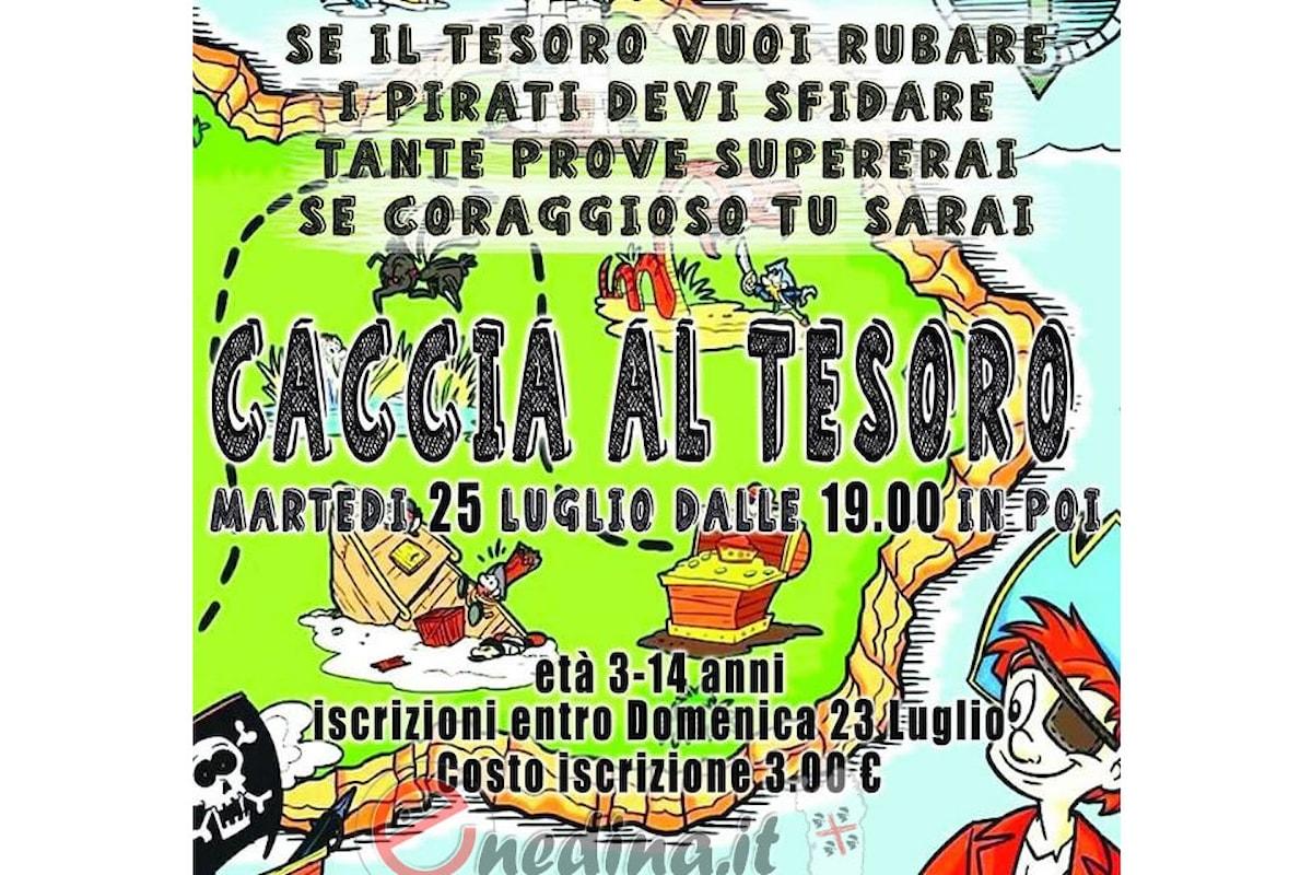 Gonnosfanadiga (Sardegna): caccia al tesoro per i bambini al Parco San Vincenzo