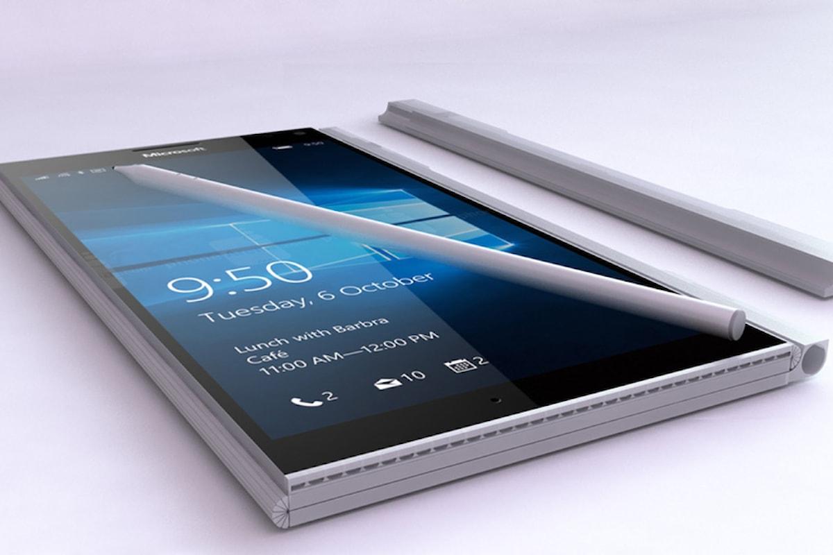 Surface Phone: rimarrà una leggenda oppure sarà realtà?   Surface Phone Italia