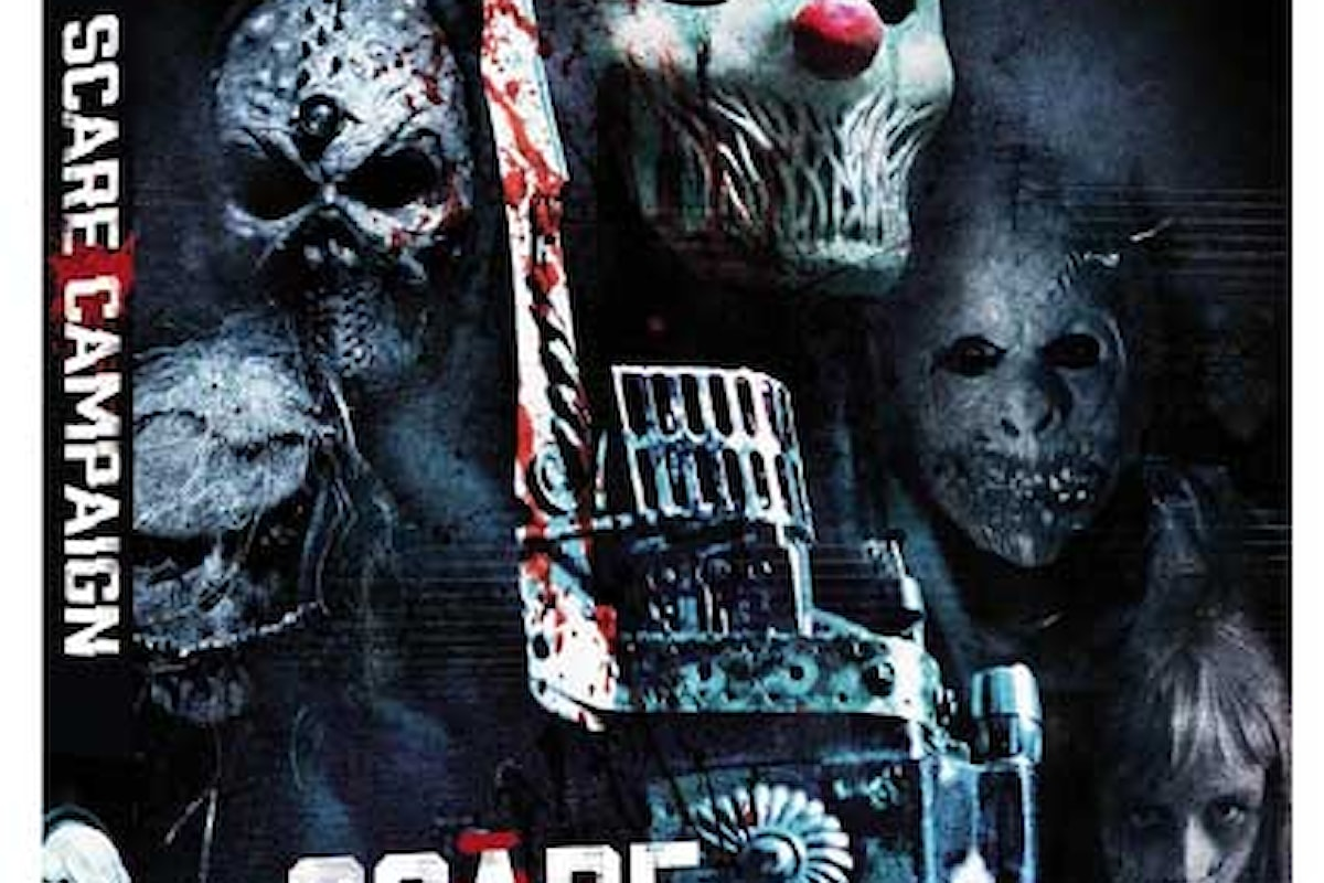 Novità in Home Video: il film horror Scare Campaign