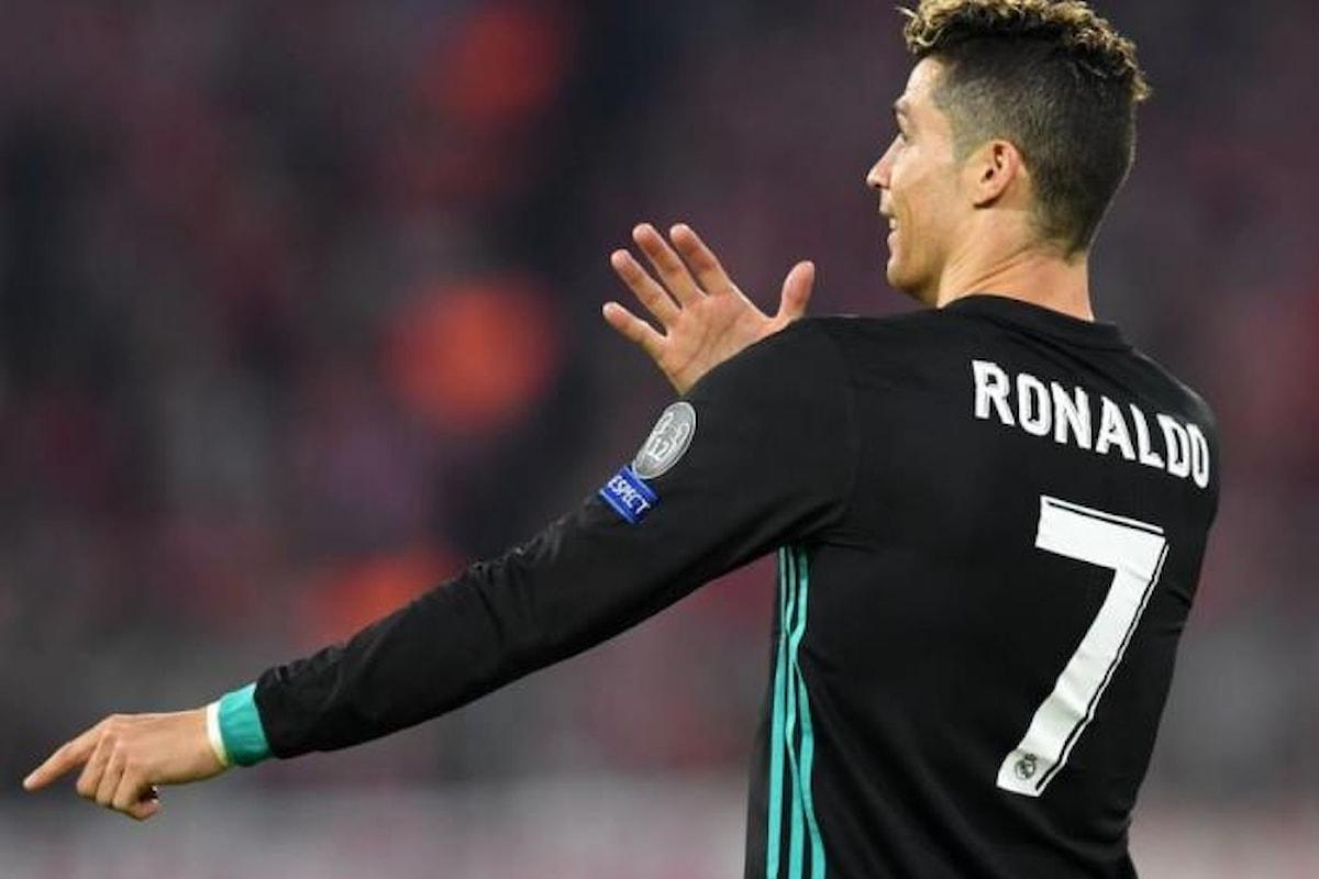 La Juventus compra Ronaldo e l'USB indice uno sciopero per lunedì 16 luglio