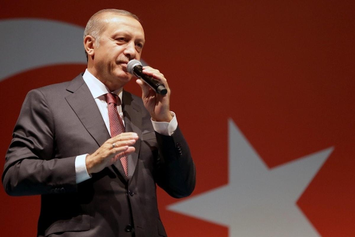 BAVAGLIO ALLA STAMPA - Erdogan non si ferma