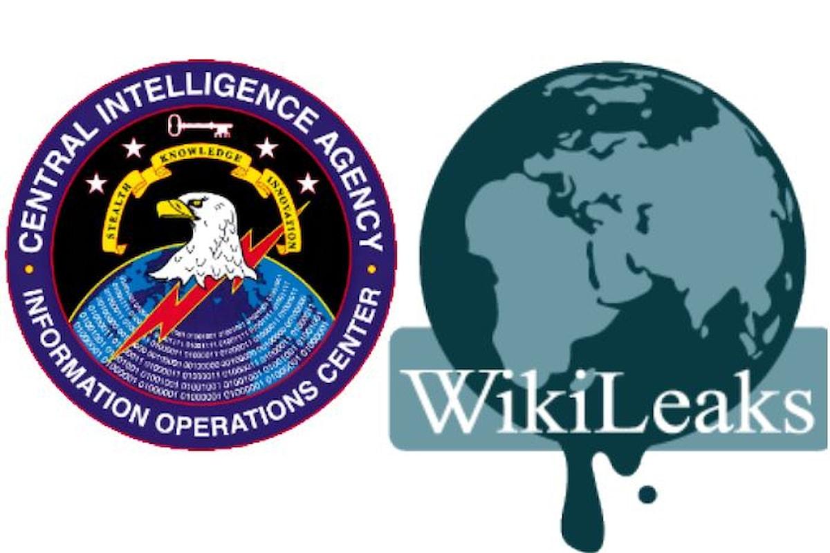 Vault 7, WikiLeaks svela le attività e gli strumenti usati dalla CIA per controllare PC, tablet, smartphone e smart tv