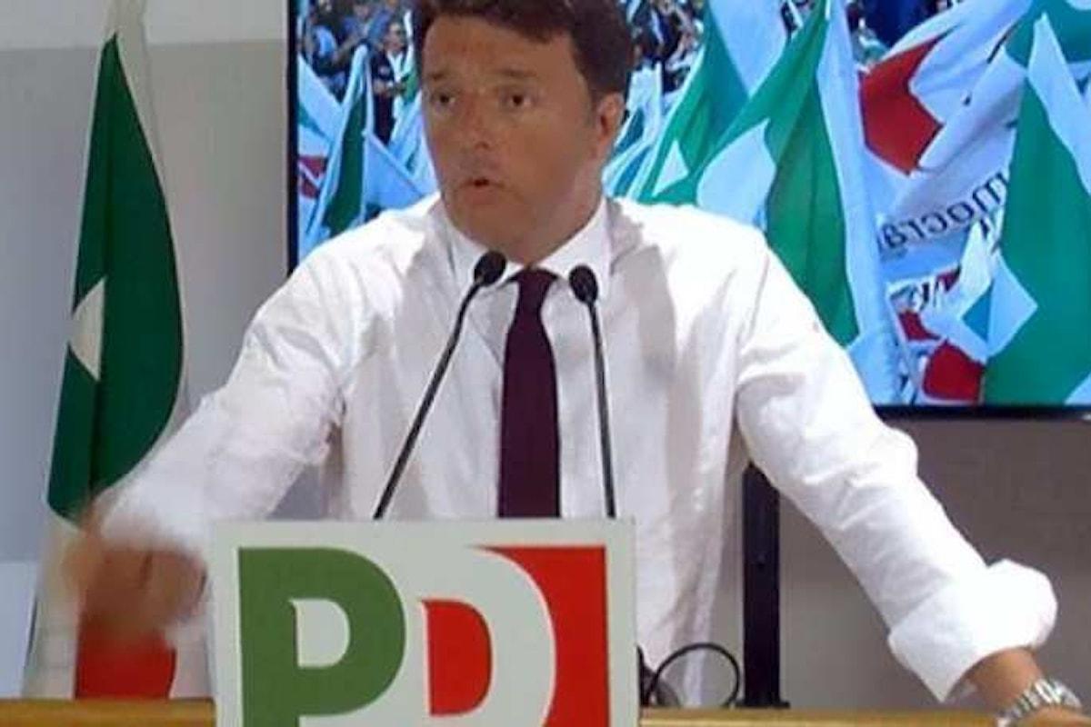 La direzione PD abbuiata, come previsto, chiude il tema alleanze per le prossime politiche