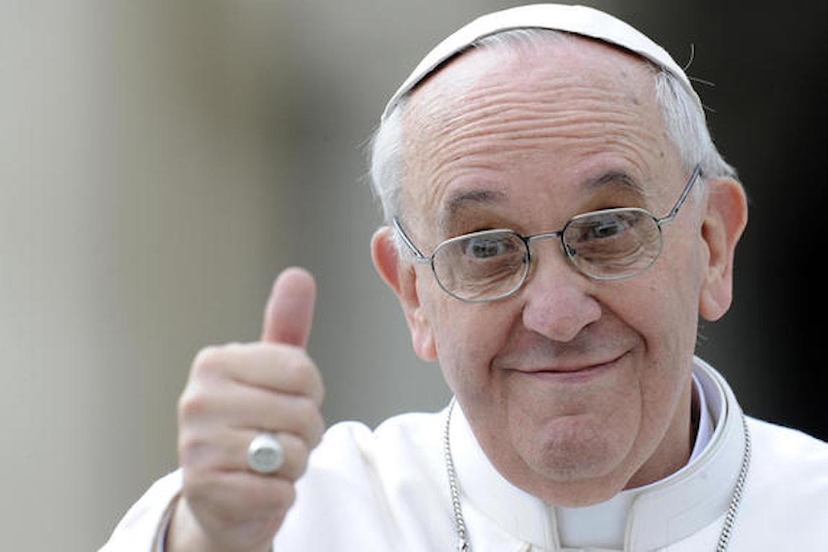 Bergoglio: due pesi e due misure...
