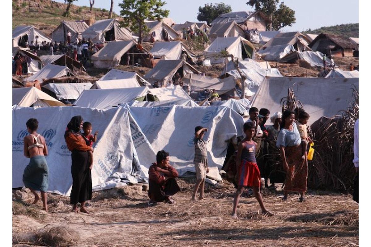 Unicef, ancora drammatica la situazione dei rohingya nello Stato di Rakhine