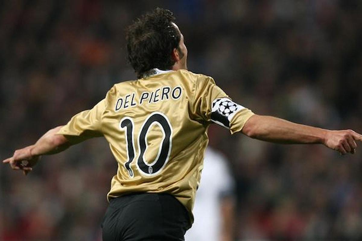 Rivediamo i gol alla Del Piero
