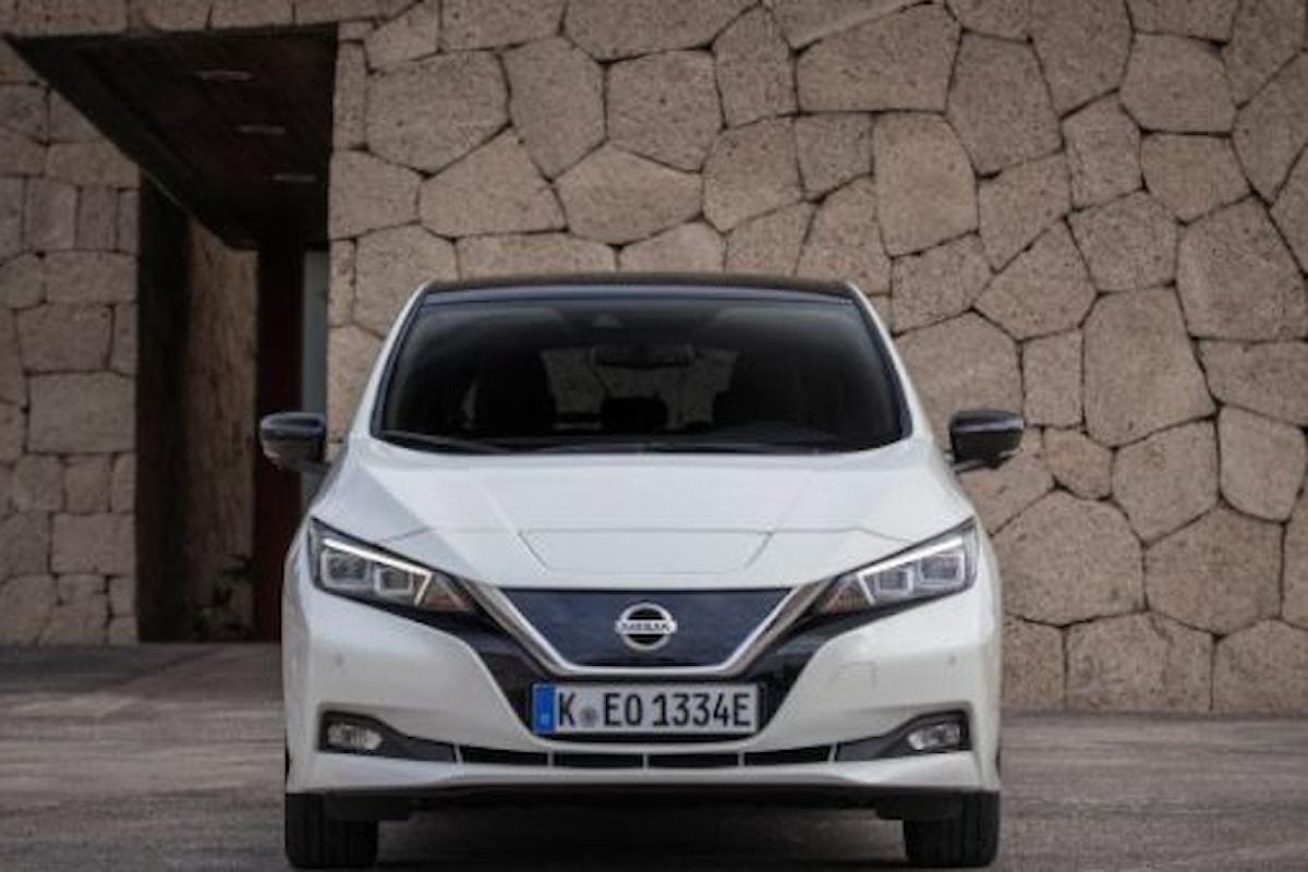 Vendite di auto in Italia, mese di ottobre - Spiccano le elettriche pure!