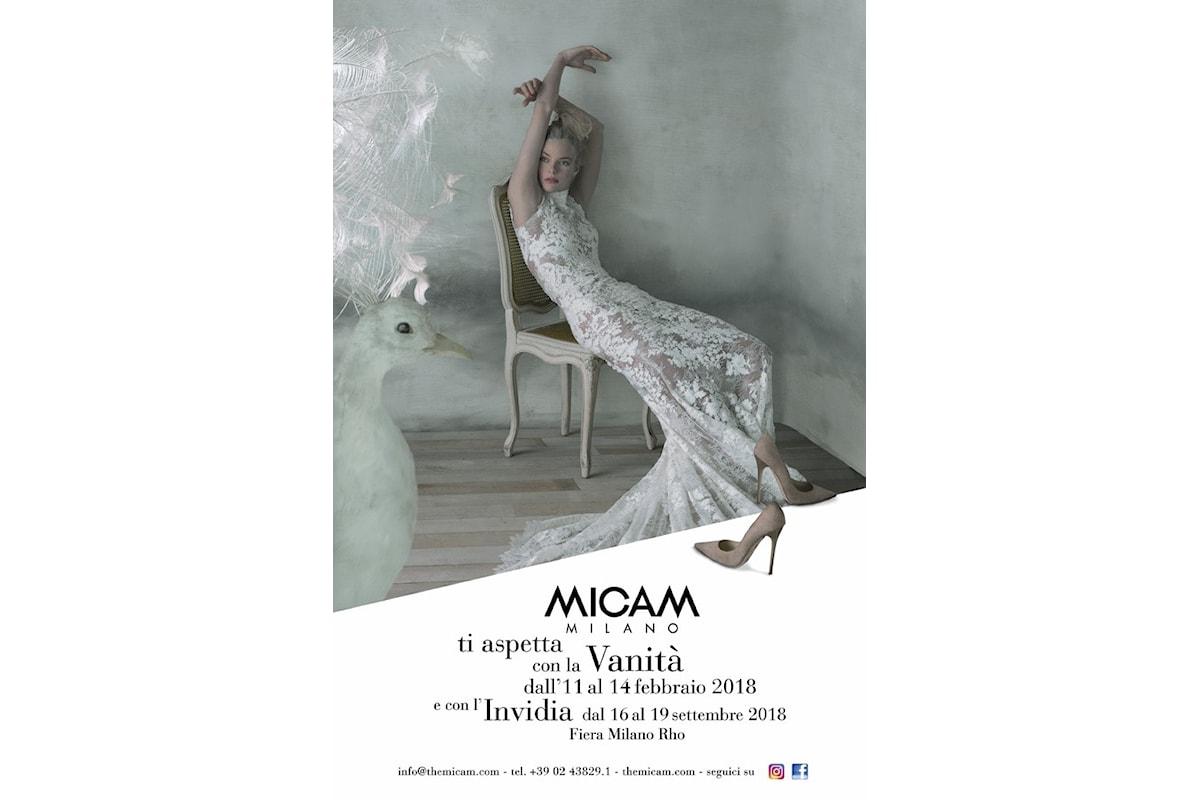 MICAM, la meglio Vanità che si ricordi nel sentimento del fashion