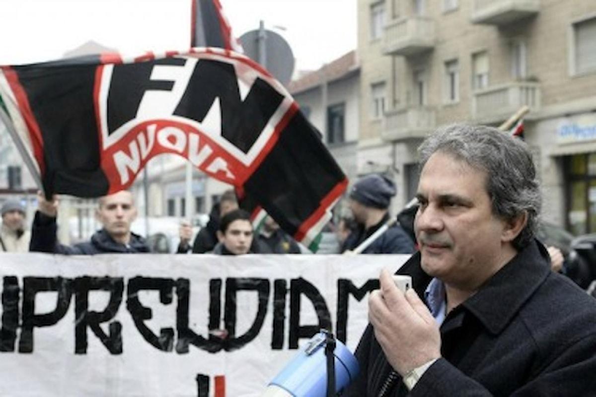 Marcia su Roma. Minniti vieta la manifestazione, ma i vertici di FN dichiarano: «Noi saremo lì lo stesso»