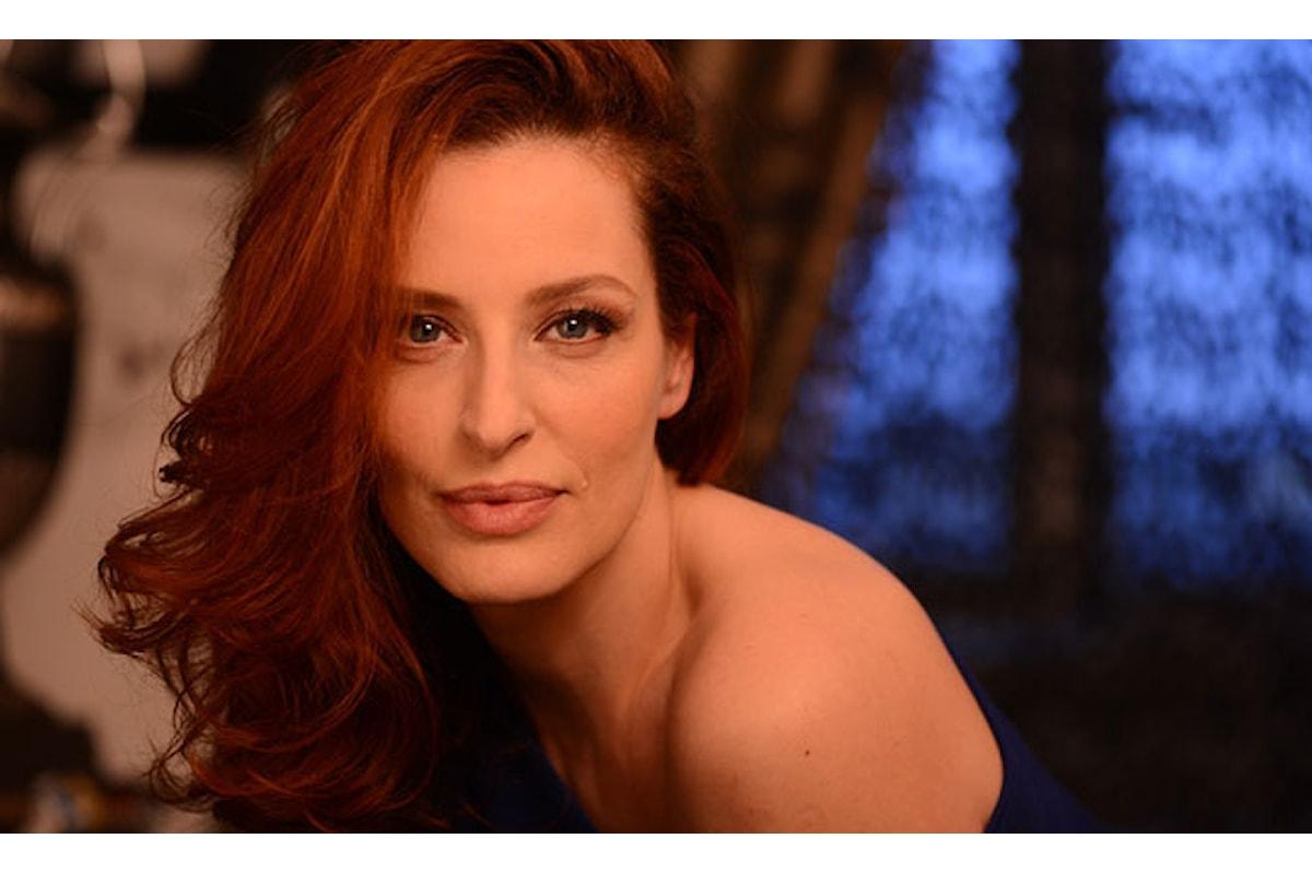 Intervista a Simona Borioni, l'attrice popolare di tv e cinema riconfermato come giudice del talent de LA 5  TRA SOGNO E REALTA'