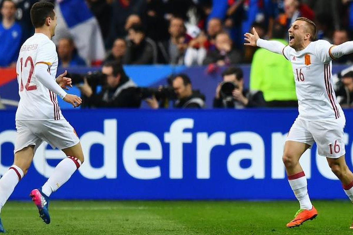 Il milanista Deulofeu in gol grazie alla moviola in campo