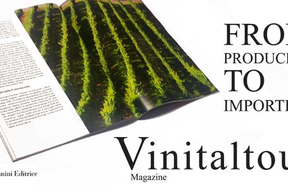Un catalogo per importatori esteri di vino