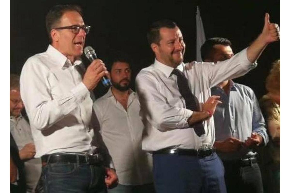 Alle amministrative Salvini fa il pieno e la Toscana diventa leghista