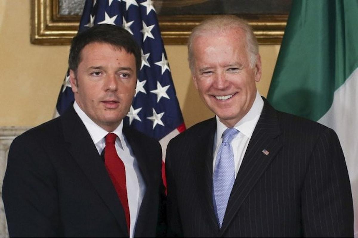 I condizionamenti degli americani a favore di Renzi sulle politiche del 2018