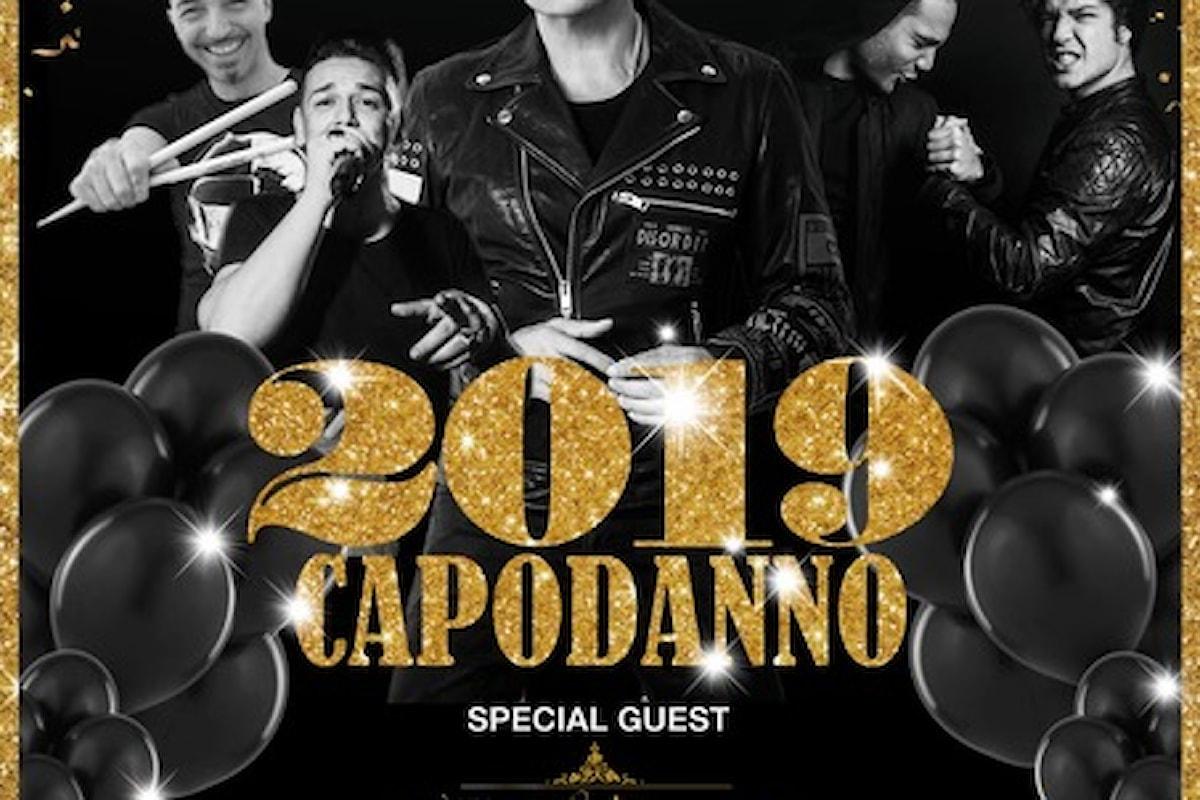 Capodanno Pelledoca - Milano: Happiness, Love & Money con Joe T Vannelli, Vannelli Bros, Silvano Delgado, Cesareo Ceo. E un menu d'eccellenza