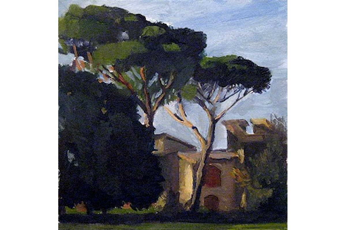 """Dal 23 giugno al 9 luglio presso la Galleria Beaux Arts di Siena al via la mostra """"Italian landscape"""":"""