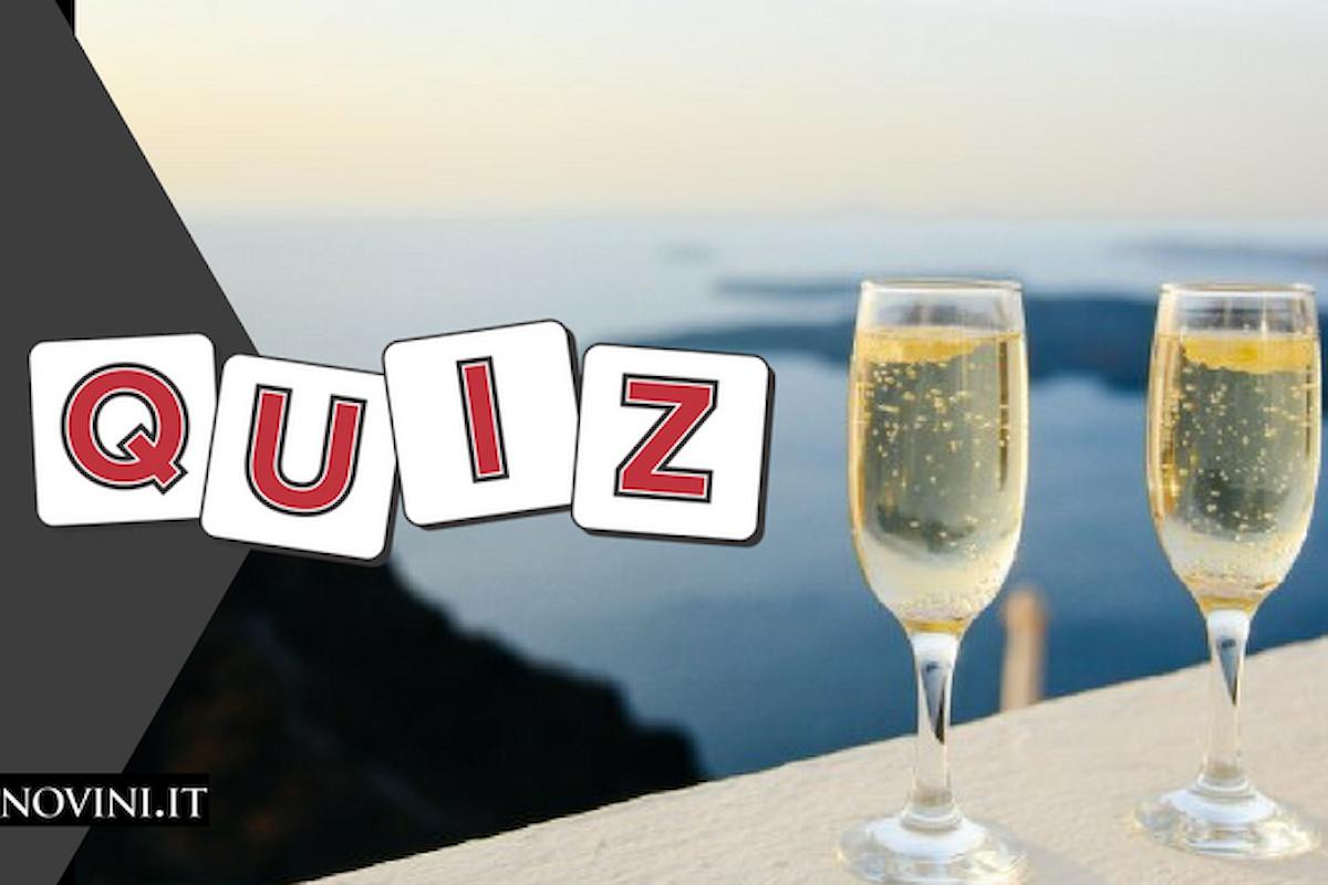 Qual è il vino perfetto per la tua Estate? Scroprilo con il Quiz Giordano!