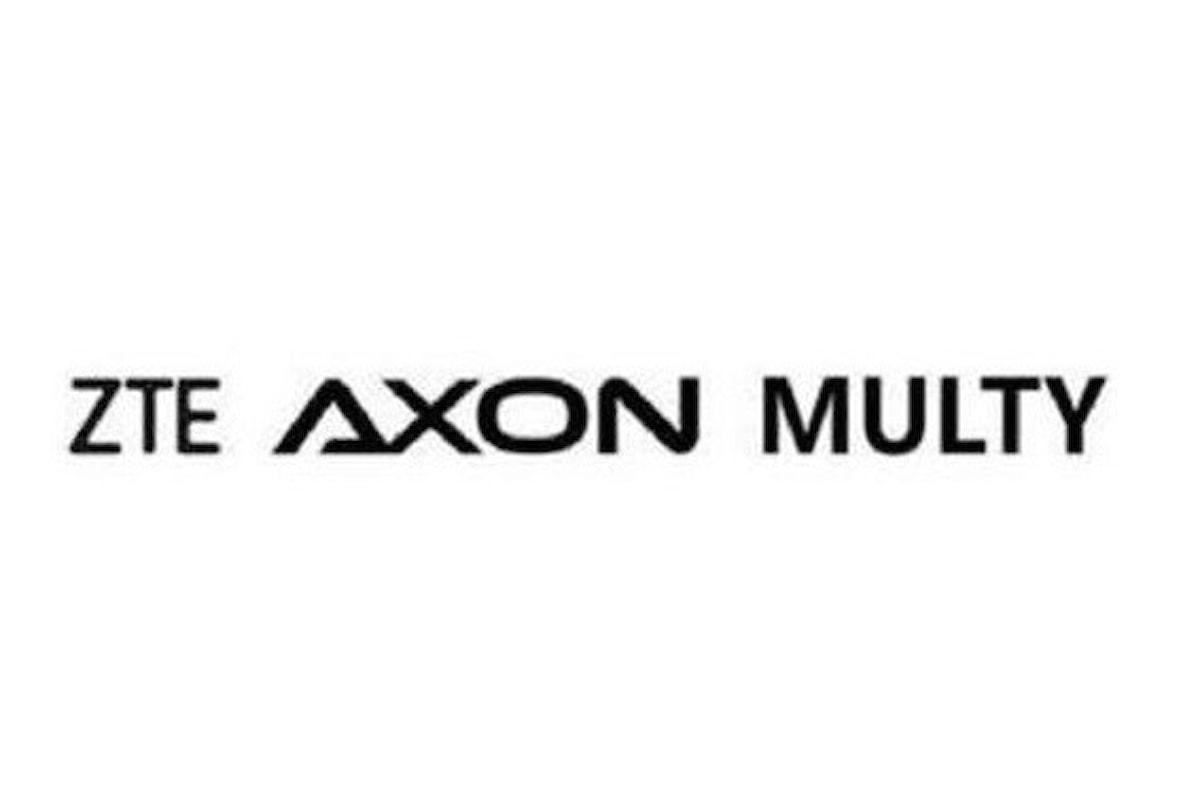 ZTE Axon Multy: Nuovo Smartphone simile al Nintendo DS