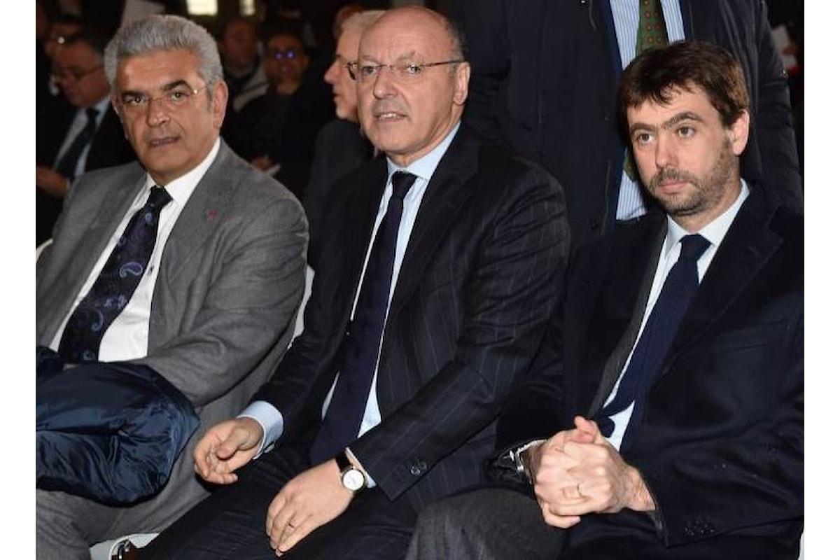 Marotta via, Mazzia pure. La Juventus dà il benservito a chi gestiva le finanze del club