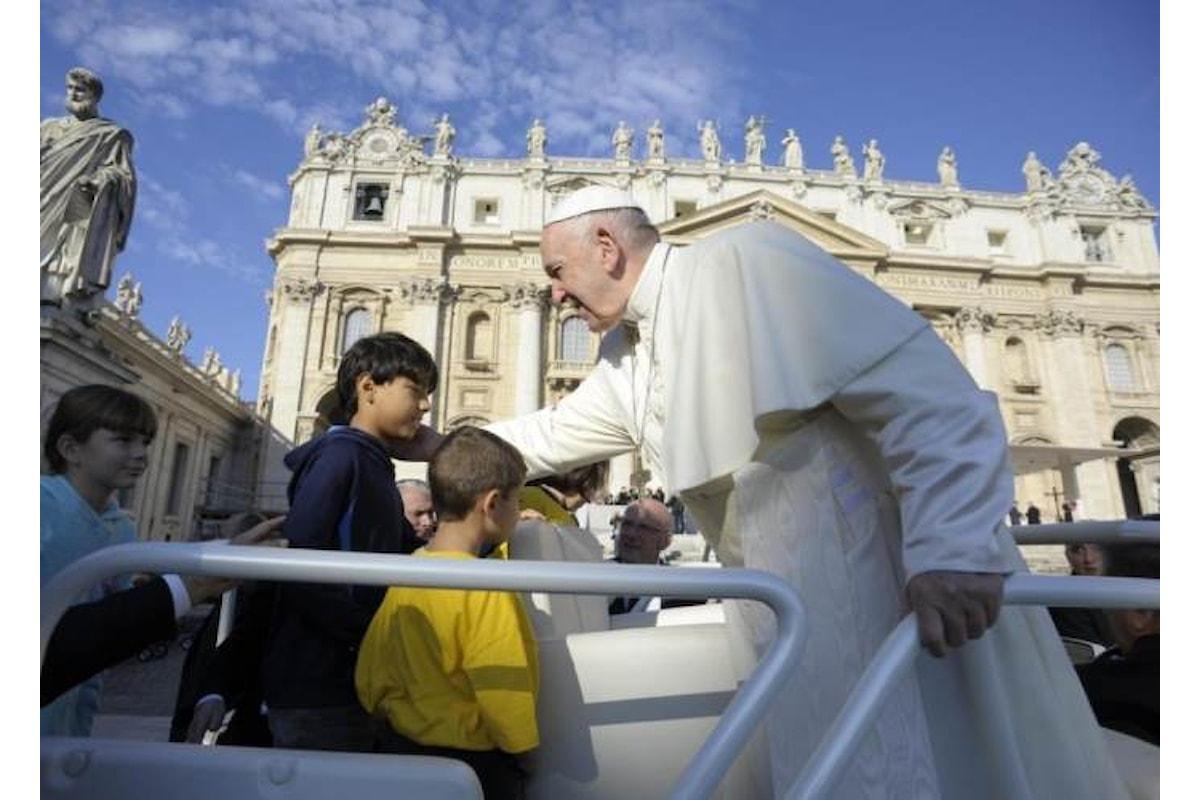 Papa Francesco: «Abortire è come affittare un sicario per risolvere un problema»
