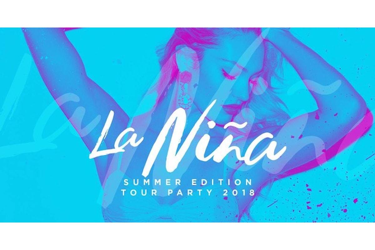 8 maggio, La Niña Tour Party al Fidelio di Milano c/o The Club