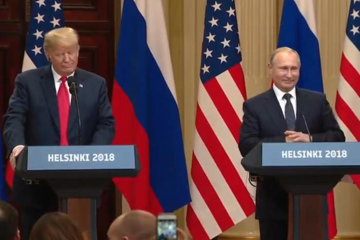 Trump: contrordine, Putin non è più un amico, ma un nemico