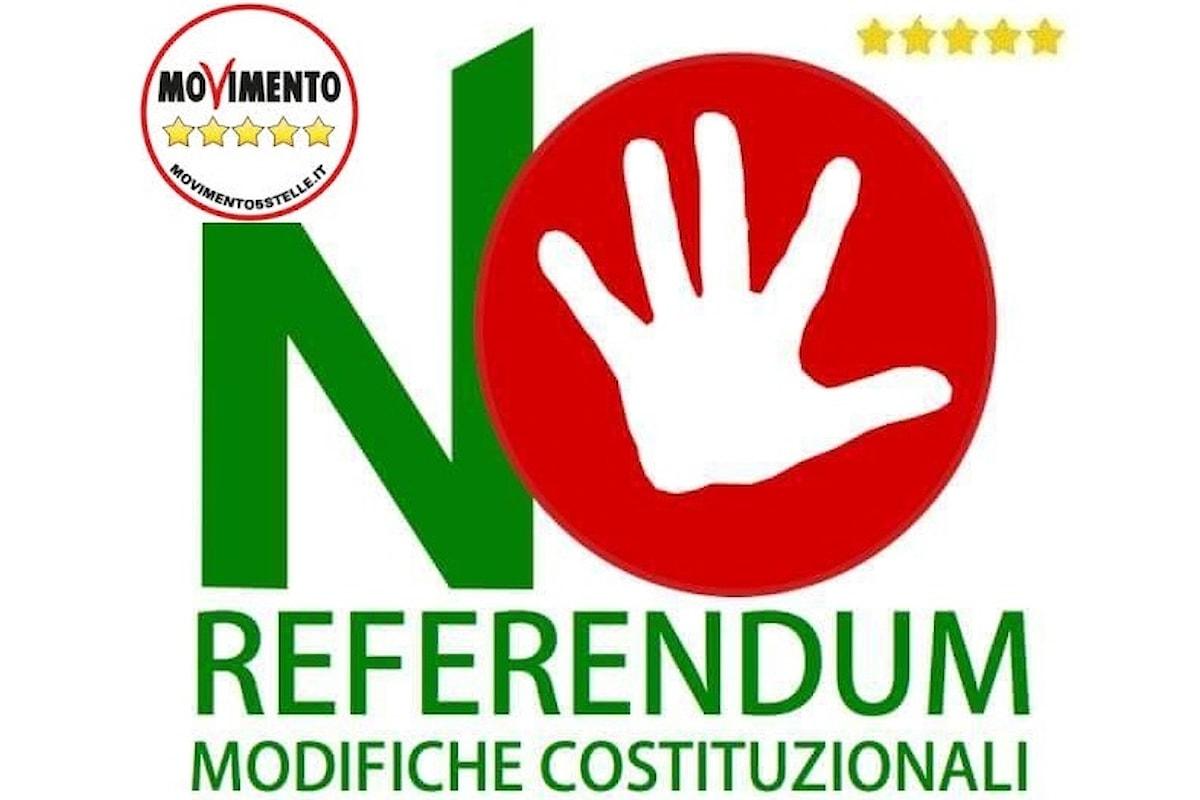 Raccolta firme per referendum costituzionale!