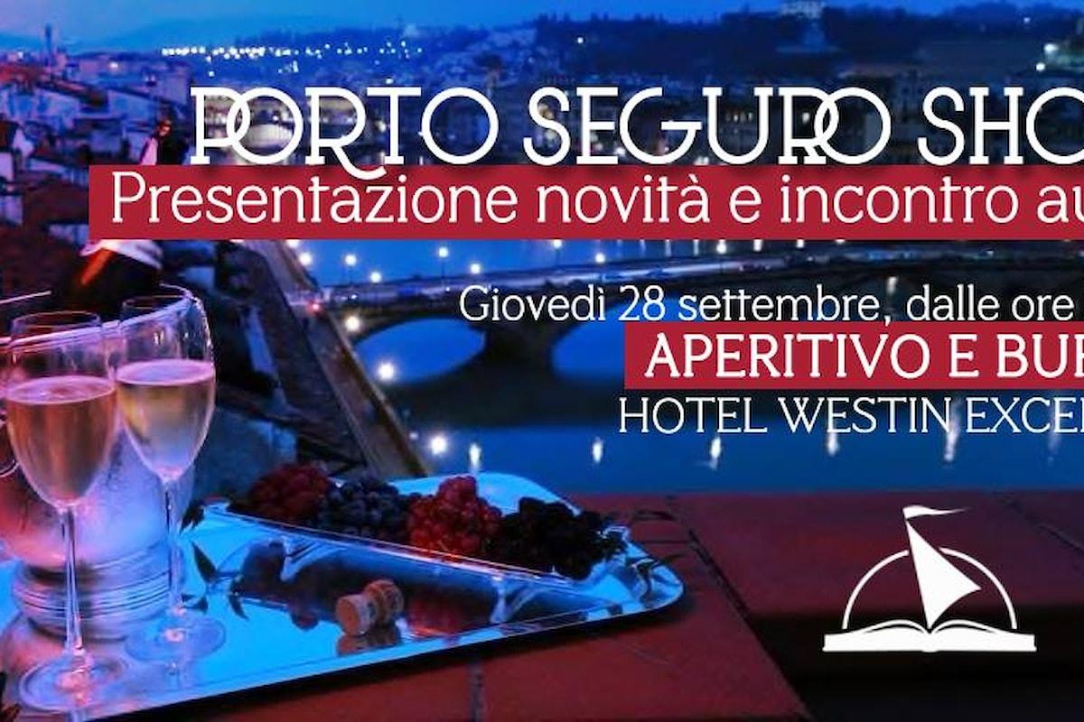 Aperitivo - Buffet e PORTO SEGURO SHOW