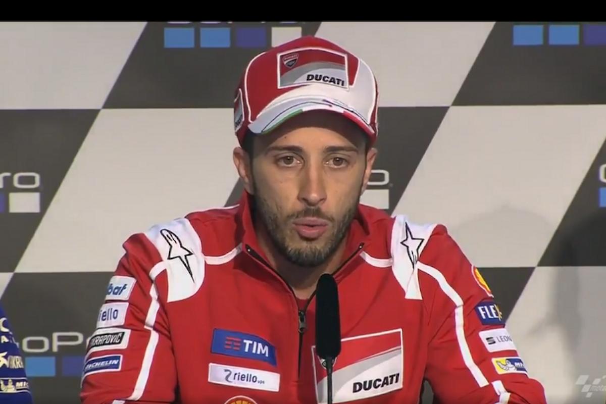 MotoGP GP Misano, la conferenza stampa dei piloti