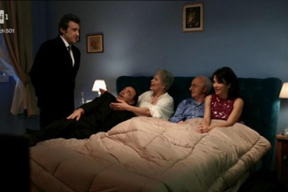 Dopo Fiction, il salotto di Rai 1 nel magico mondo delle Serie TV con Flavio Insinna, Nino Frassica e Nathalie Guetta