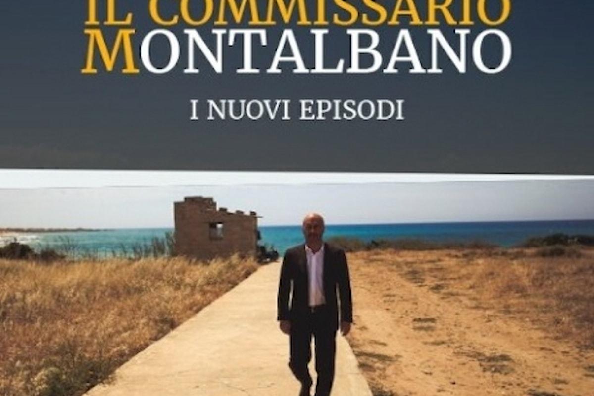 Da Stasera Luca Zingaretti torna nei panni del Commissario Montalbano in due nuovi attesissimi film