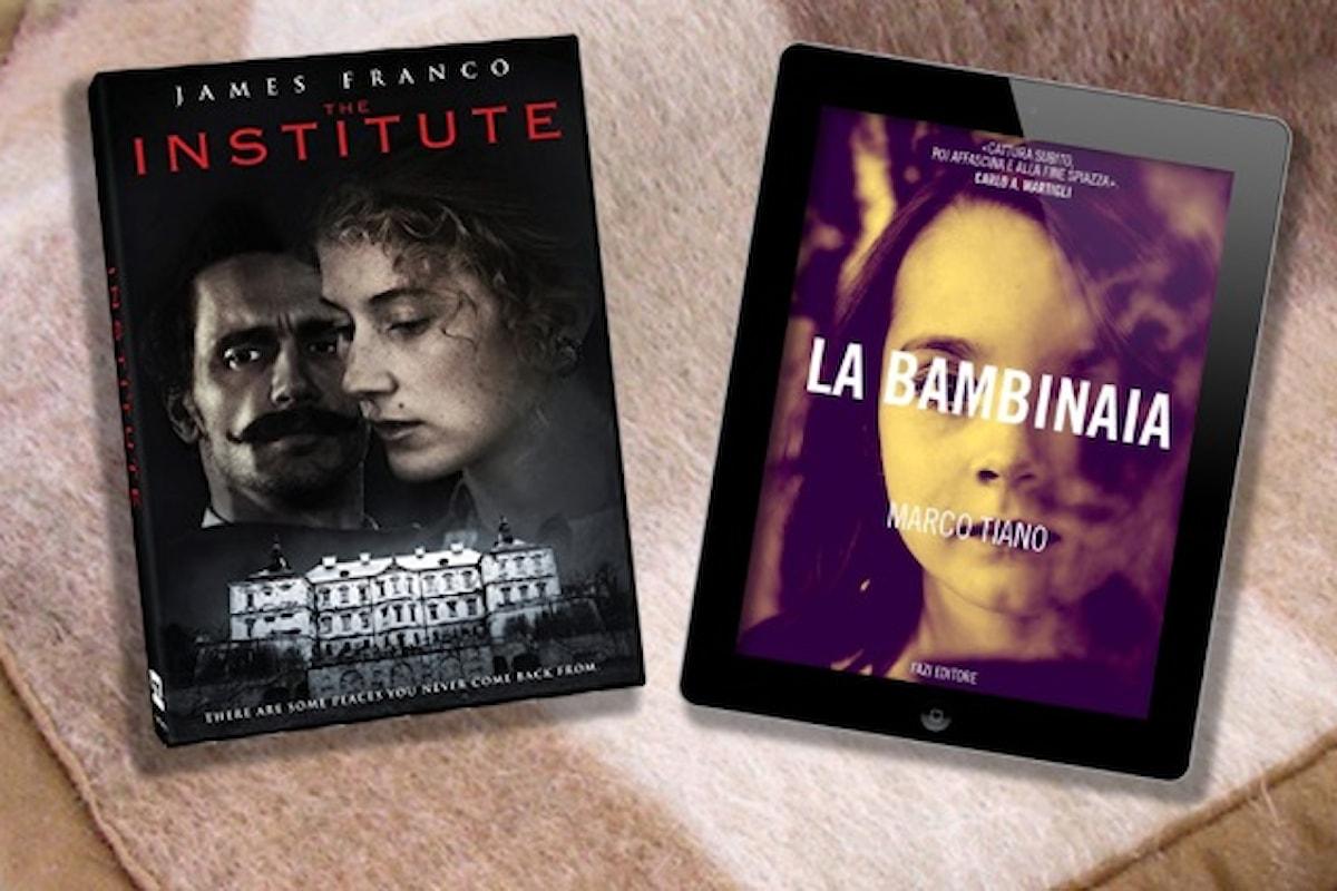 Recensione THE INSTITUTE di James Franco + LA BAMBINAIA di Marco Tiano