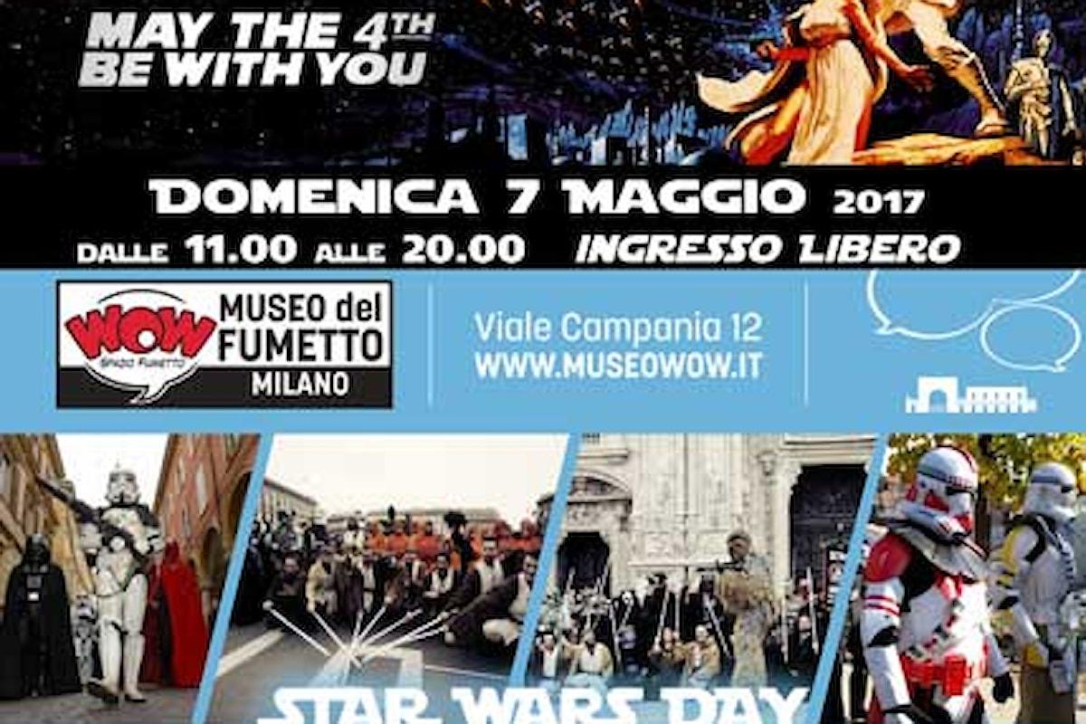 Milano - Weekend: pronti a festeggiare Star Wars?