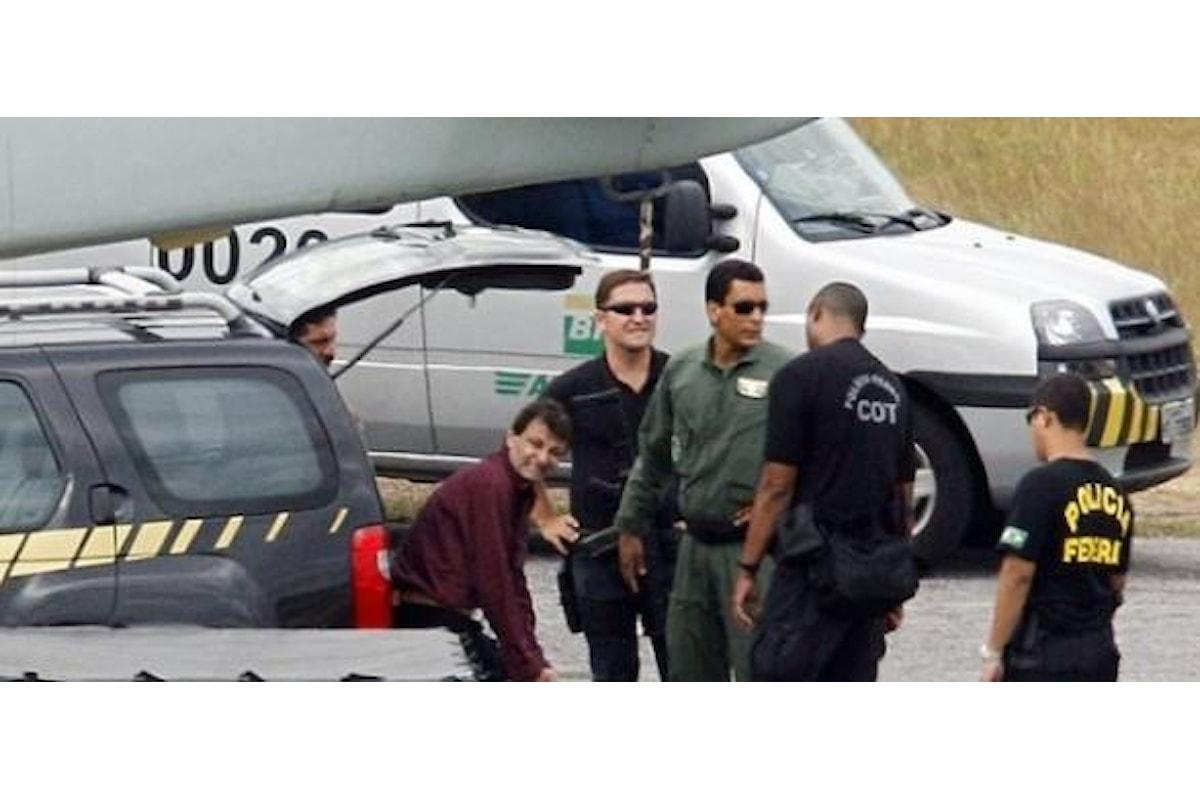 Cesare Battisti arrestato alla frontiera tra Brasile e Bolivia, cercava di fuggire