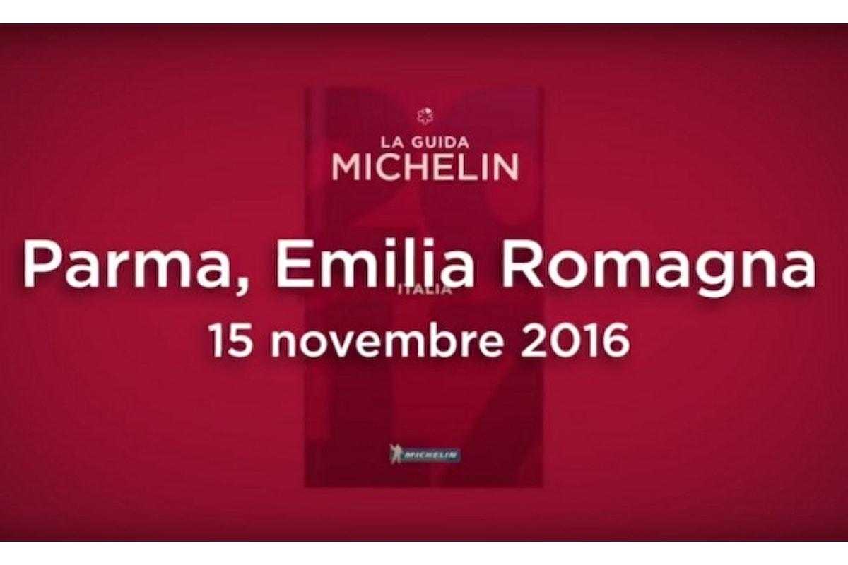 La Guida Michelin 2017 sarà presentata al Regio di Parma il 15 novembre